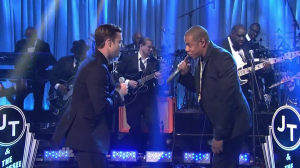 jt and jay z snl